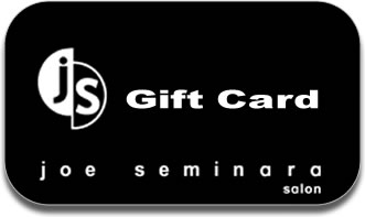 joe seminara salon Gift Card